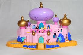 disney jasmine u0027s royal palace aladdin u0027s castle polly pocket castle