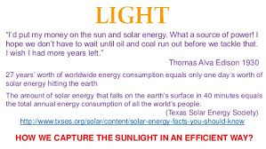 Light Energy Facts Light Water Hydrogen And Carbon Dioxide