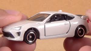 lexus rc f toyota 86 tomica 86 toyota 86 diecast car toy unboxing youtube
