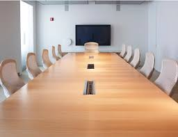 Marble Boardroom Table Lsm Conference Table Series V Base Knoll