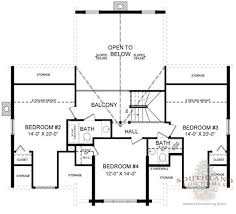 crestview log home plan by southland log homes