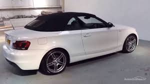 white bmw 1 series sport bmw 1 series 118d sport plus edition white 2013