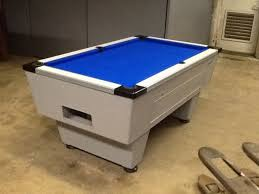 Slate Bed Slate Bed 6ft Pool Table Freeplay Reconditioned Snookerandpool