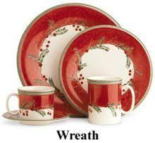 57 beautiful christmas dinnerware sets christmas dinnerware