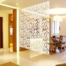 Partition Room by Aliexpress Com Buy Yazi White Hollow Hanging Screen Partition