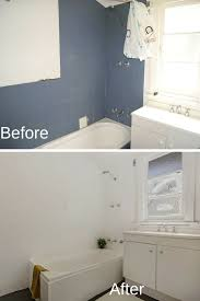 Bathroom Before And After by Before And After Bathroom Renovation Budget Before And After
