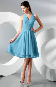 light blue color homecoming dresses casual uwdress com
