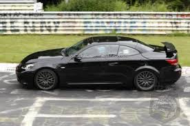 lexus isf turbo 2015 lexus is f to feature a turbo v6 report autospies