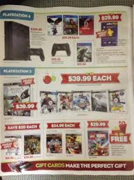 gamestop s black friday ad