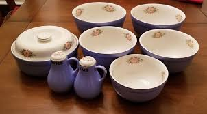 s superior quality kitchenware parade vintage 1940 s halls superior quality blue parade kitchenware 9