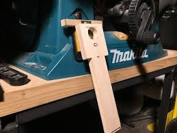 table saw safety switch diy security switch for table saw youtube