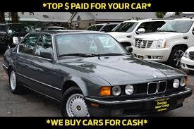 1988 bmw 7 series 1988 used bmw 7 series 735i at prestige auto serving avenel