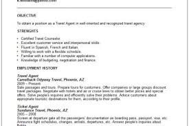 Travel Agent Resume Sample by Travel Agent Resume Skills 16 Best Best Retail Resume Templates