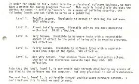 Apple Spreadsheet Software Treasure Trove Of Internal Apple Memos Discovered In Thrift Store