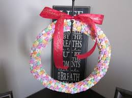 valentines day wreath 10 cool diy s day wreaths shelterness