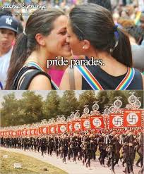 Gay Parade Meme - pride parades just little things know your meme