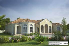 Mediterranean Style House by Style House Plan Id 14302 House Plans By Maramani