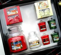 Christmas Gift Sets Haysparkle Yankee Candle Christmas Gift Set Review