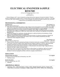 Sample Resume For Internship In Engineering by Cover Letter Mechanical Engineer Cover Letter Sample Engineering
