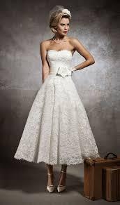 Wedding Dresses Glasgow The New Midi Wedding Dress Is Now 20 Styles You U0027ll Love Her