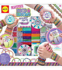 bracelet bead sets images Ultimate bead weave bracelet party kit joann jpg