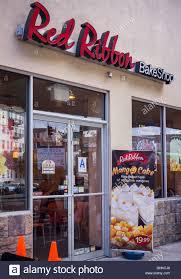 ribbon shop ribbon bake shop on roosevelt avenue in in new york in