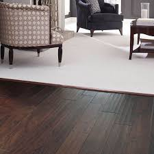 Armstrong Laminate Flooring Canada Mohawk 5 25 In X 48 In Hickory Rustic Scraped Chocolate Locking