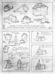 object drawing in outline part 8