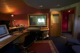 control room unity recording studio