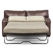 Sleeper Chair by Brookline Full Memory Foam Sleeper Sofa Brown Value City Furniture