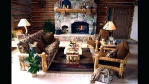 cabin living room decor living room decorating ideas log cabin coryc me