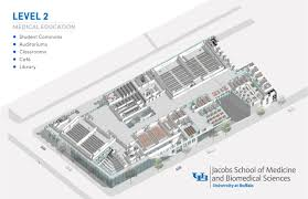 floor plan for commercial building celebrating the new home of the jacobs of medicine and