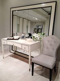 with a dressing table on the second floor entrance oversized