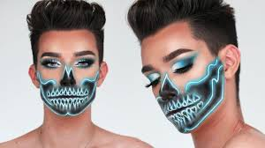 glam and gory halloween makeup looks to die for burntx
