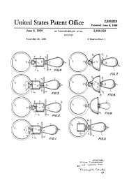 various pacifier patent designs baby room decor patent print