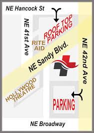 Portland Parking Map Portland Urgent Care Contact Us