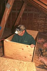 slideshow a site built insulated attic hatch jlc online