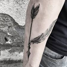 200 most popular arrow tattoos meanings 2017 collection part 3