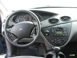2000 Ford Focus Interior 2000 Ford Focus Se Wagon Medium Graphite Dashboard Photo 40877470