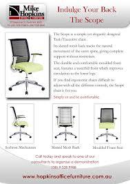 mike hopkins office furniture sale