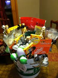 gift cards for men birthday basket for men made this for my s 60th birthday put
