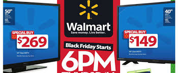 best black friday television deals walmart black friday 2016 sales ad leaked great deals