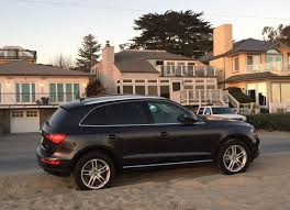 Audi Q5 8r - our audi q5 loves the beach and our sunsets audiworld forums