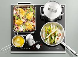 Siemens Cooktop Induction Flexible Induction Hobs From Neff And Siemens