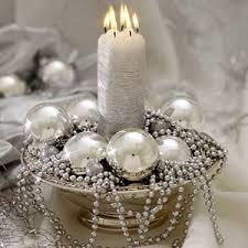 christmas centerpiece ideas centerpieces silver christmas and