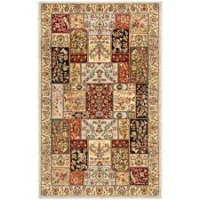 Area Rugs Manchester Nh by Safavieh Lyndhurst Ivory Multi 6 Ft X 9 Ft Area Rug Lnh225a 6
