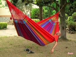 rainbow hammock xl colour 1 marañon world of hammocks