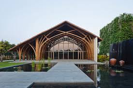 gallery of naman retreat conference hall vtn architects 1