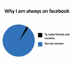 How To Make Facebook Memes - dopl3r com memes why i am always on facebook to make friends and