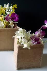 3 vases centerpieces square vases rectangle vases cube vases